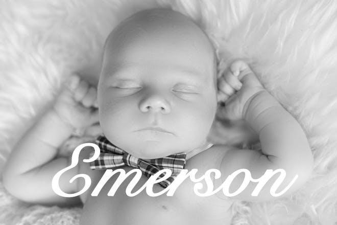 65. Emerson