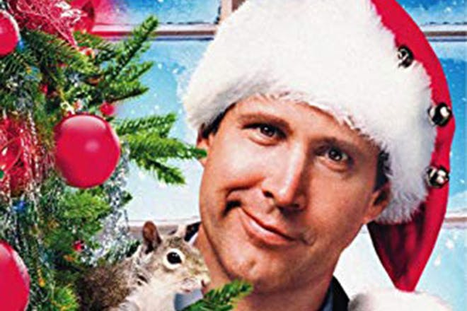National Lampoon's Christmas Vacation poster