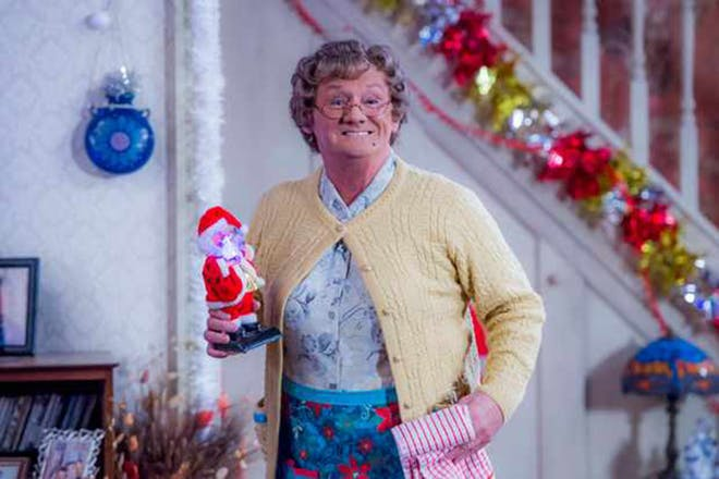 27. Mrs Brown's Boys Christmas Special