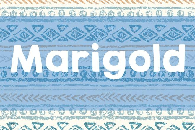 Marigold name