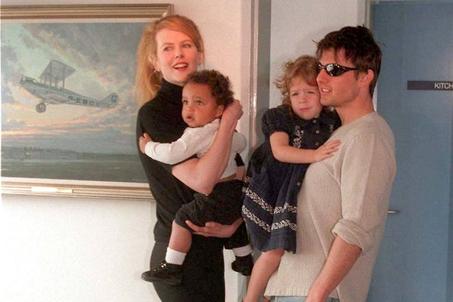Tom Cruise and Nicole Kidman kids