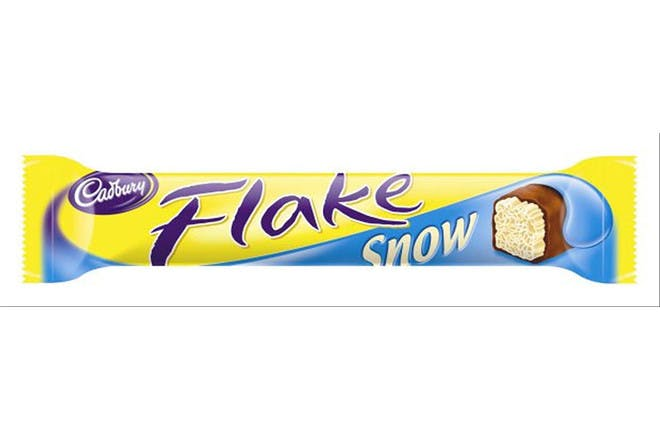 Cadbury Flake Snow