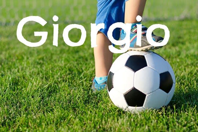 Baby name Giorgio