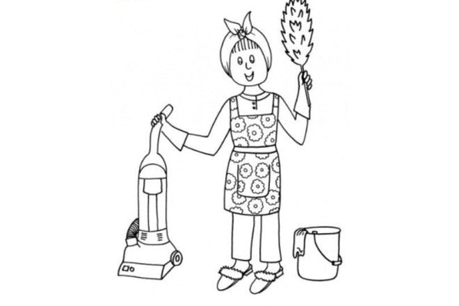 3. Spring cleaning