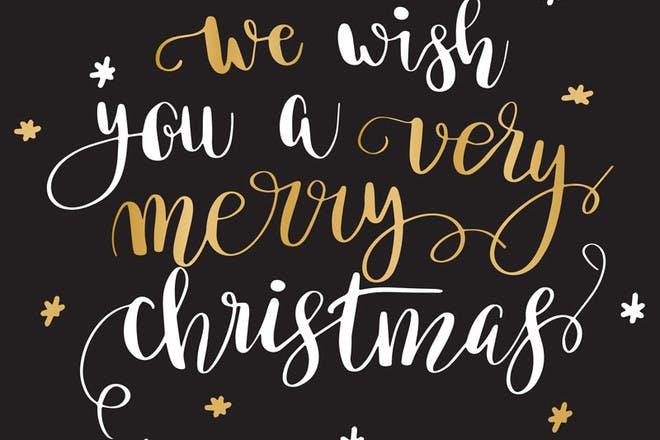 We wish you a Merry Christmas - Christmas songs for kids
