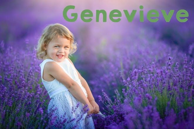 13. Genevieve