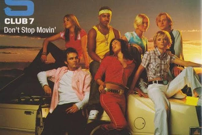 Don't Stop Movin' by S Club 7