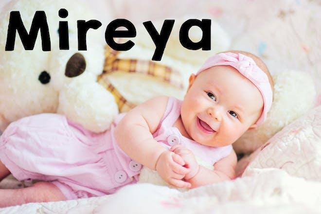 Mireya baby name