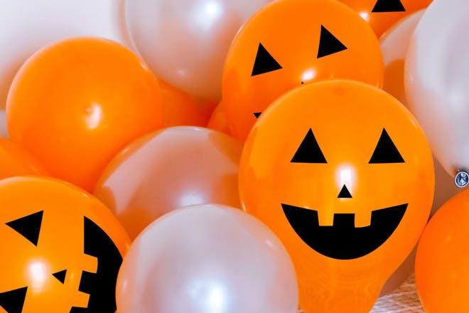15. Pop the pumpkin