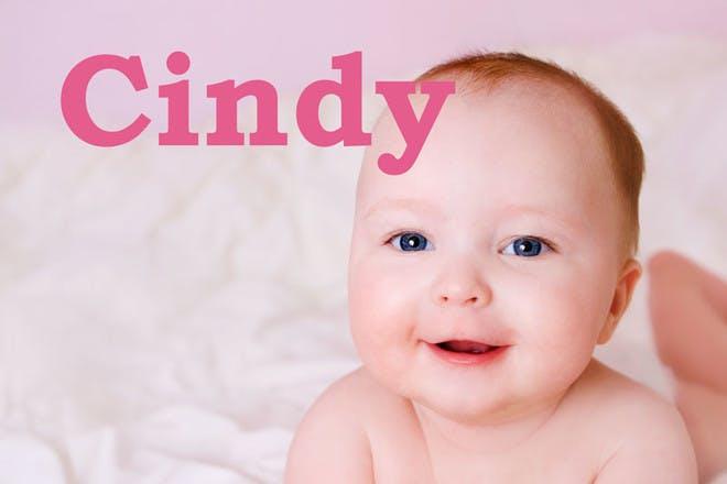 9. Cindy