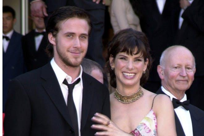 2. Sandra Bullock and Ryan Gosling