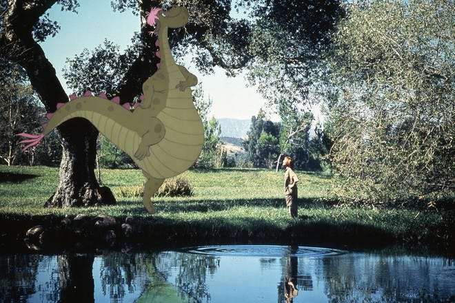 12. Pete's Dragon (PG)