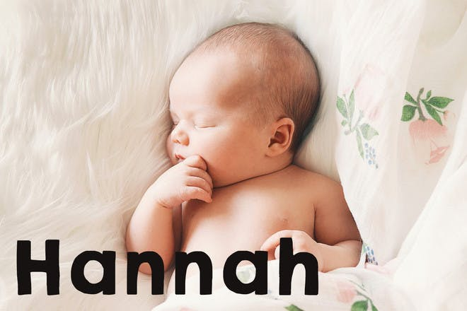 13. Hannah