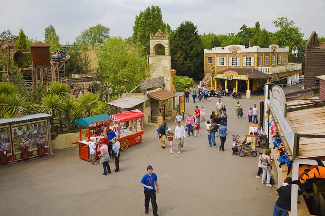 6. Chessington World of Adventures, Greater London