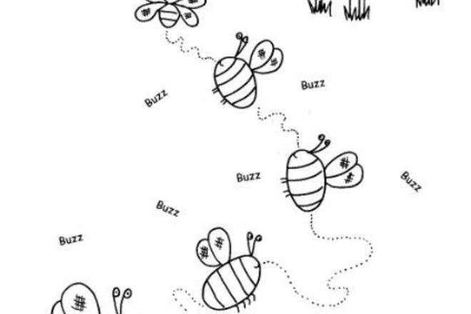 Bees reward chart