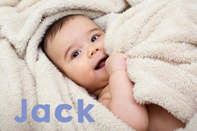 Baby name jack