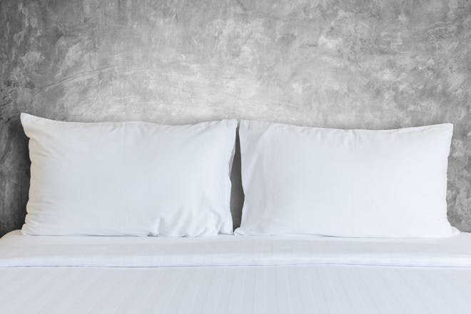 2. Pillows – replace every two to three years