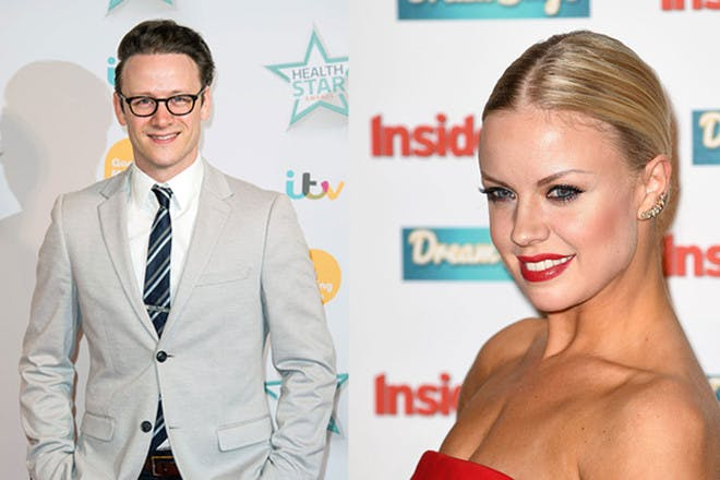 4. Kevin Clifton and Joanne Clifton