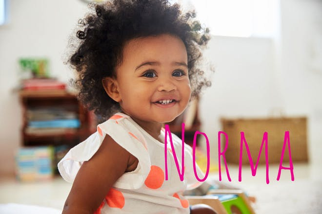 Baby name Norma