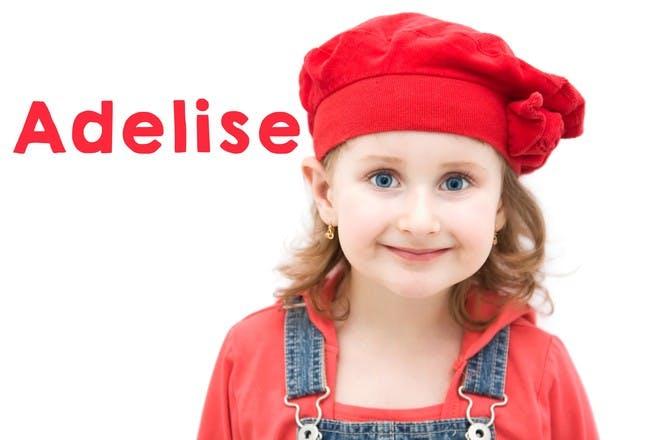 1. Adelise