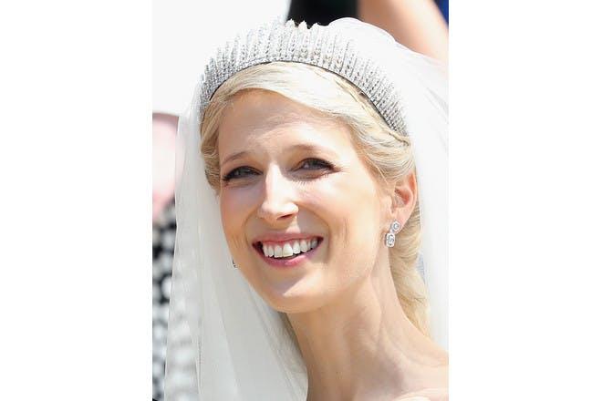 Lady Gabriella Windsor – the tiara