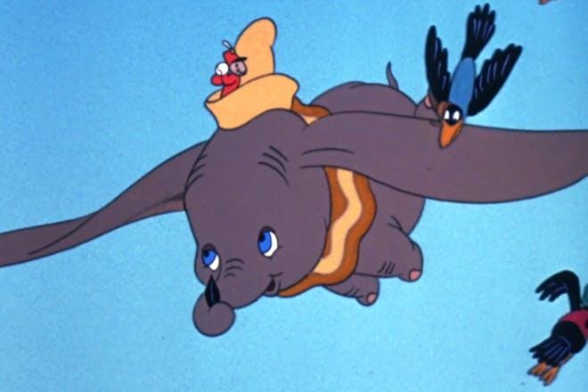 4. Dumbo (U)