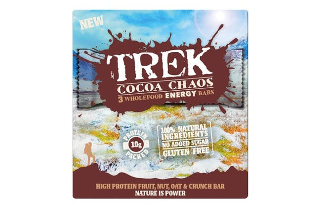 96. Trek Energy Cocoa Chaos Bars