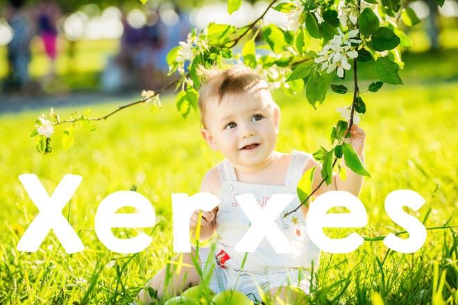 Baby name Xerxes