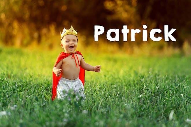 Patrick baby name