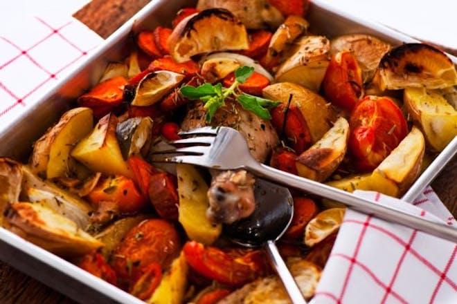 Mediterranean roast