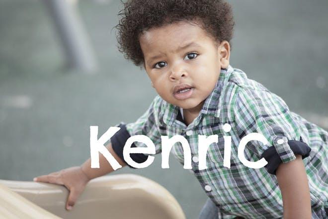 12. Kenric