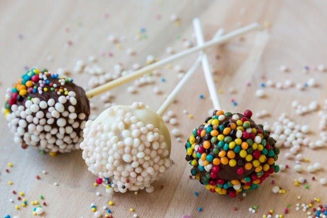 85. Cook up some cake pops