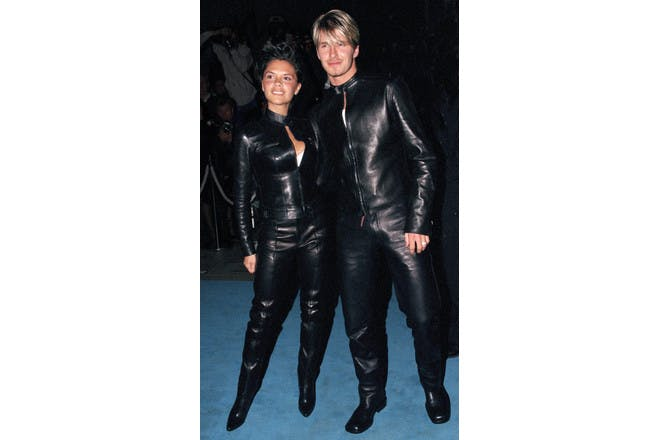 5. Leather lovers