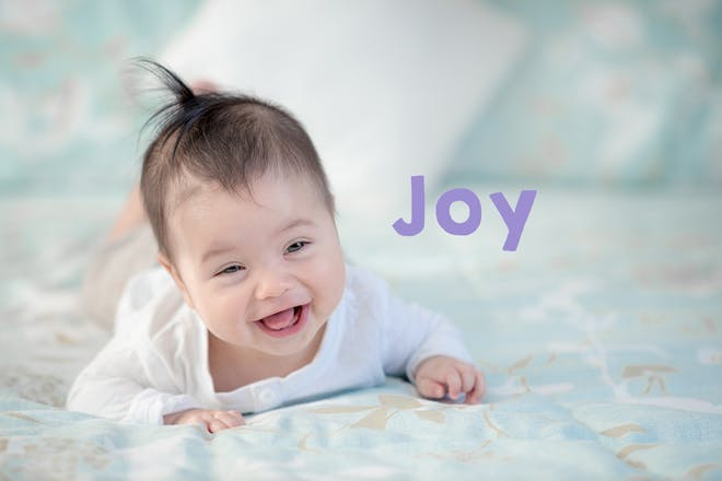 Joy baby name