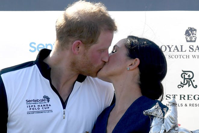 14. Meghan and Harry are totally in love