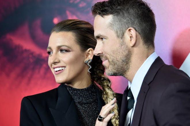 24. Blake Lively and Ryan Reynolds