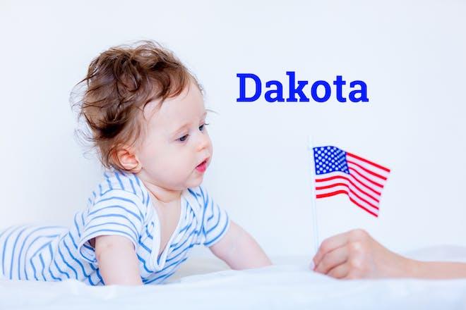Dakota baby name