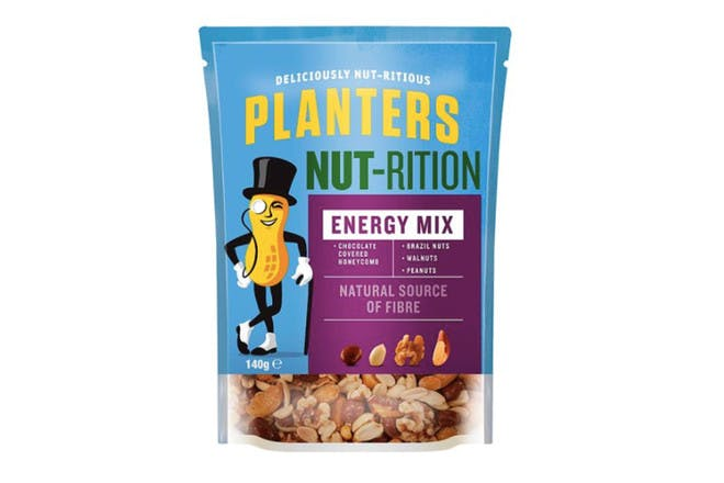 95. Planters Nuts Energy Mix