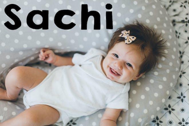 Sachi baby name