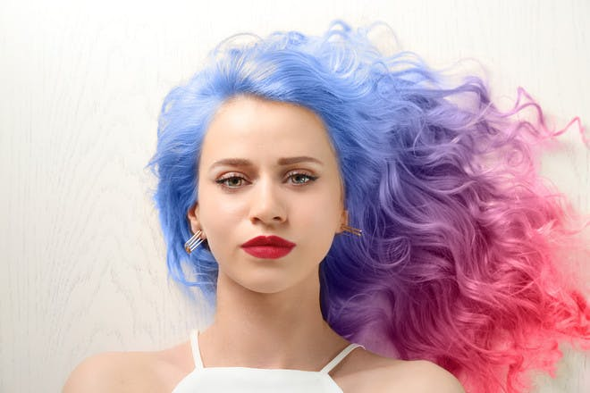 Hairstyles and colours trending right now