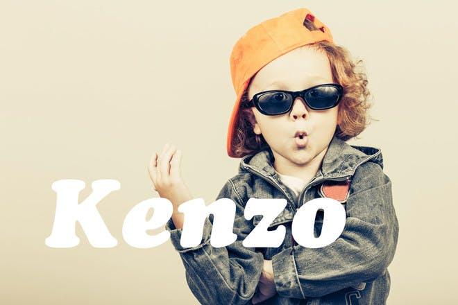 Baby name Kenzo