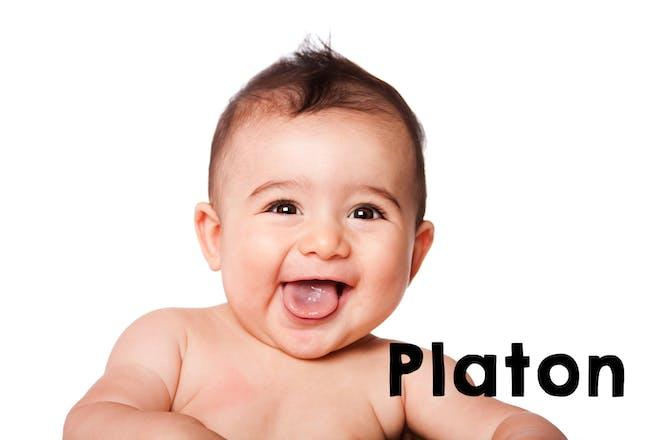 Platon baby name