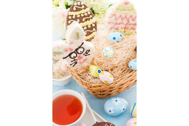 5. Easter basket cake pops