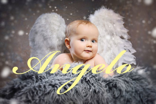 Baby name Angelo