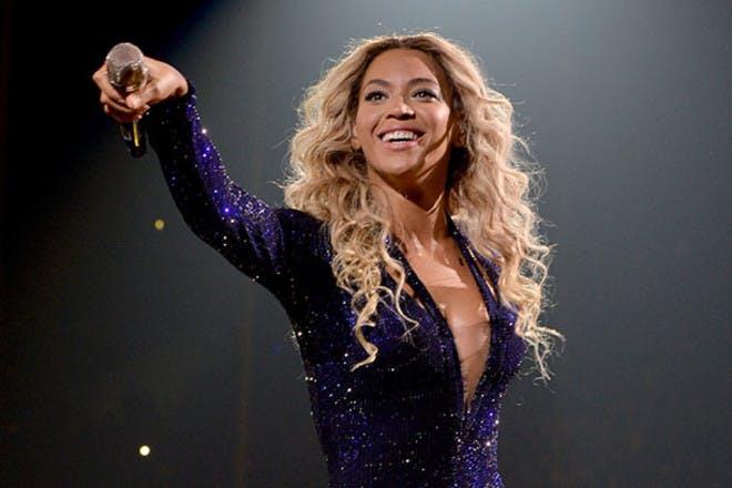 2. Beyoncé