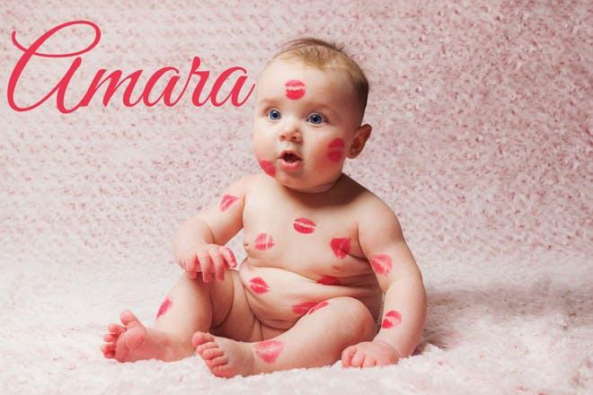 Amara name love
