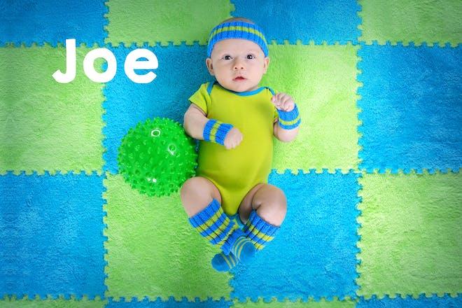 Joe baby name
