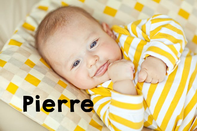 Pierre baby name