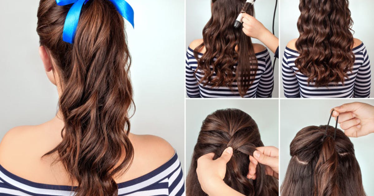 Simple Hair Tutorials - Netmums - Hair Beauty