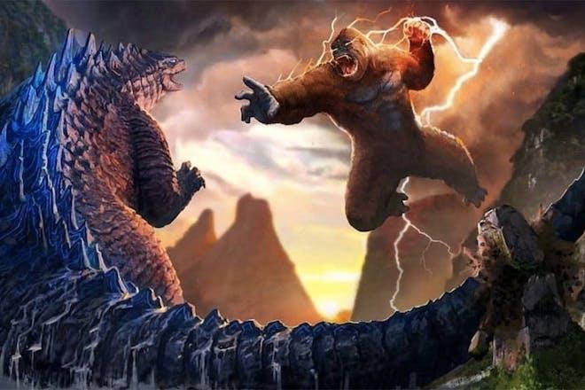 25. Godzilla vs. Kong